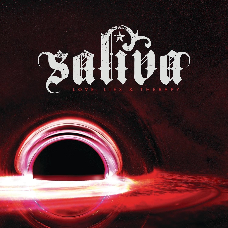 Saliva - Love Lies & Therapy - Album Cover