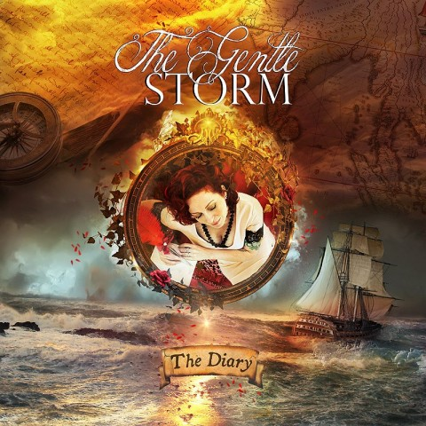 The Gentle Storm - The Diary - Album Cover