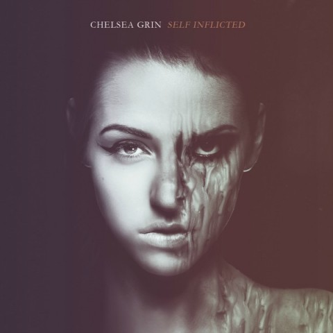 Chelsea Grin - Self Inflicted - Album Cover