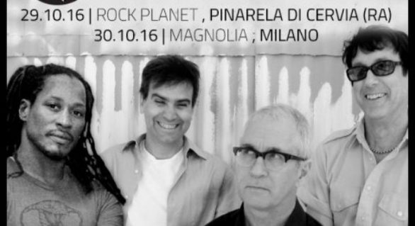 Dead Kennedys - Rock Planet - Magnolia 2016 - Promo