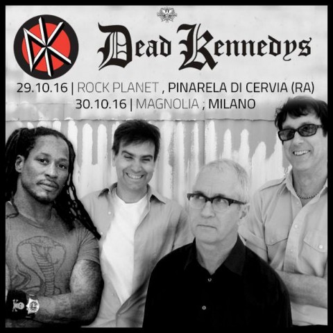 Dead Kennedys - Rock Planet - Magnolia 2016