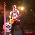 Hangarvain opening per L.A. Guns @ Rock Pub - 19 05 2016