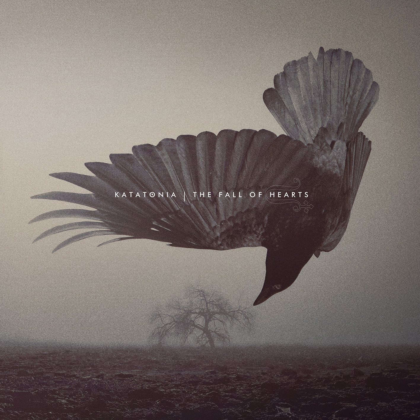Katatonia - The Fall Of Hearts - Album Cover
