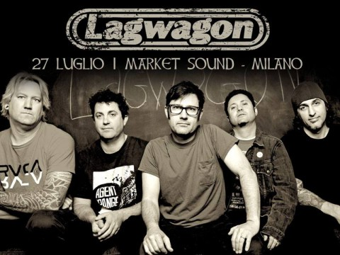 Lagwagon - Market Sound 2016 Promo
