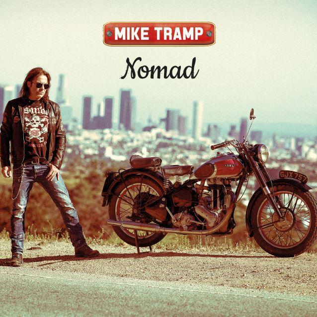 Mike Tramp - Nomad - Album Cover