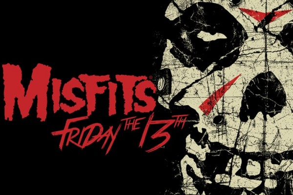 Misfits - Friday The 13th EP Cover