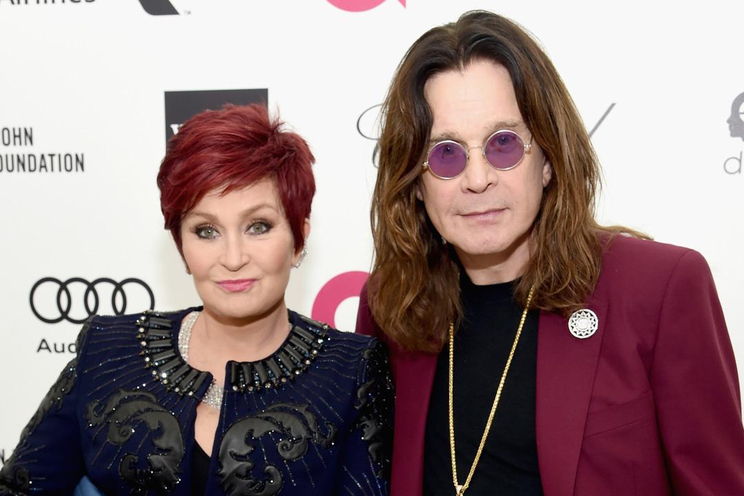 Ozzy Osbourne - Sharon Osbourne