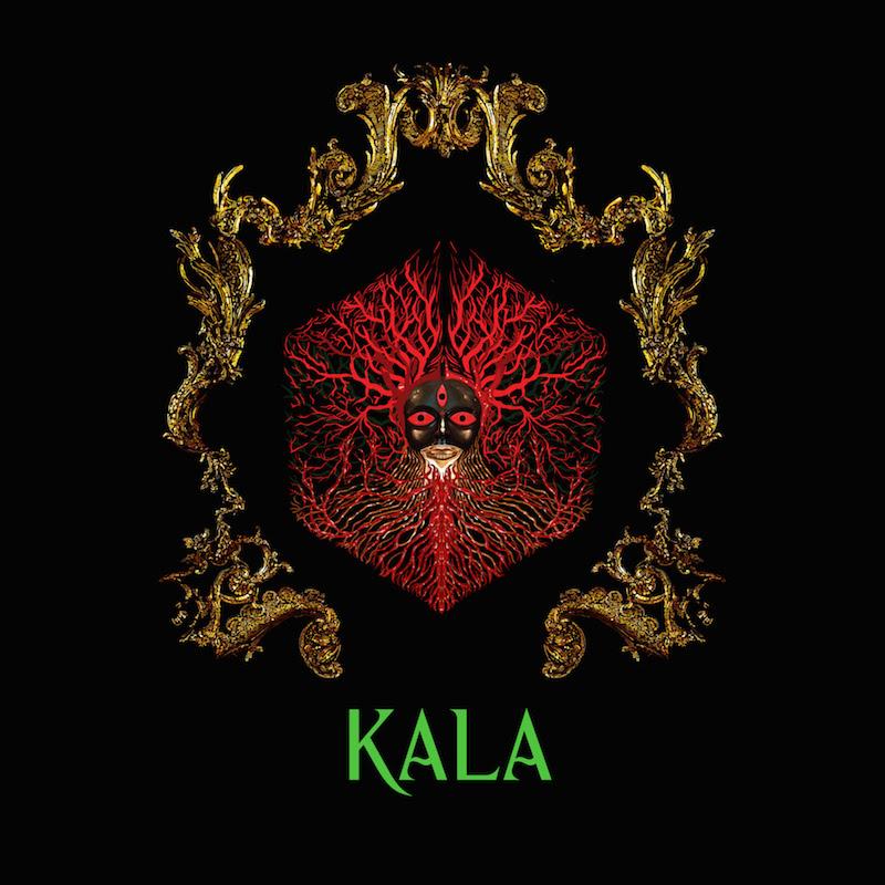 Queen Elephantine - Kala - Album Cover