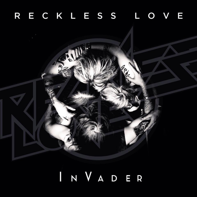 Reckless Love - Invader - Album Cover