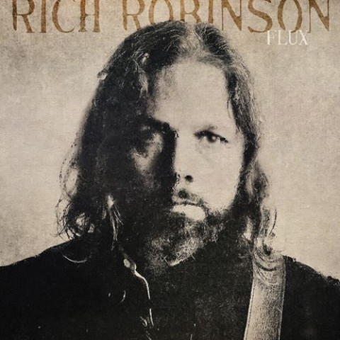 Rich Robinson - Flux - Album Cover