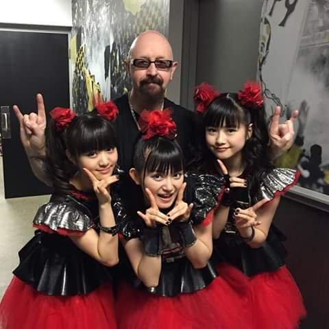 Rob Halford - Babymetal
