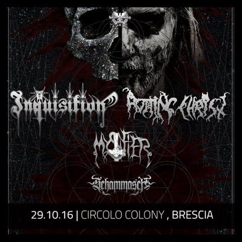 Rotting Christ - Circolo Colony 2016