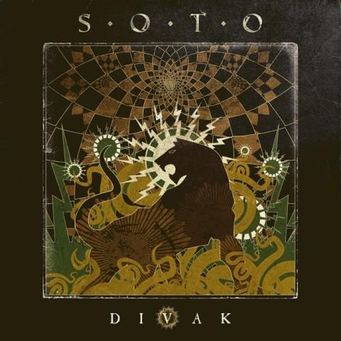 Soto - Divak - Album Cover