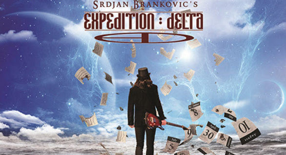 Srdjan Brankovic - Expedition Delta 2 - Album Cover