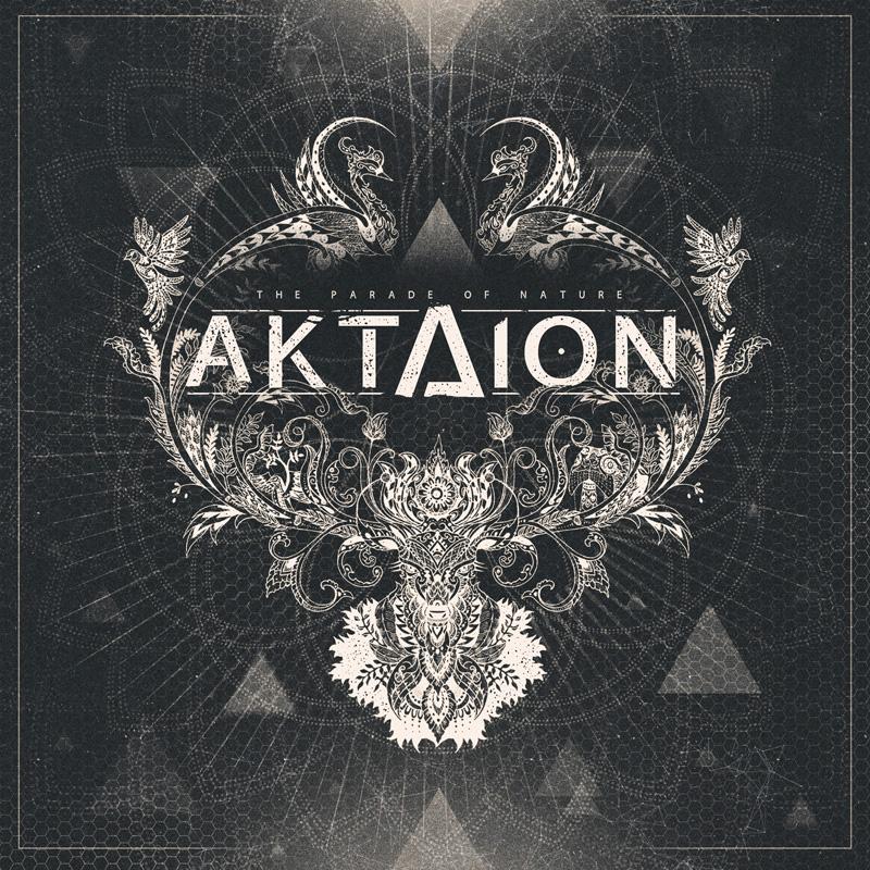 Aktaion - The Parade of Nature - Album Cover