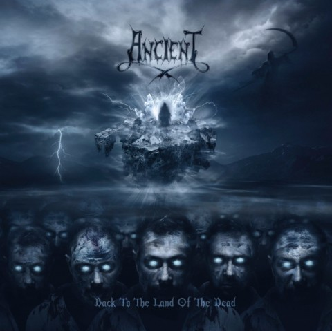 Ancient - Back To The Land Of The Dead - Album Cover