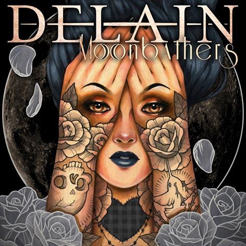 Delain - Moonbathers - Album Cover