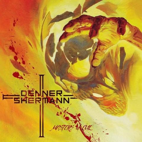 Denner Shermann - Masters Of Evil - Album Cover