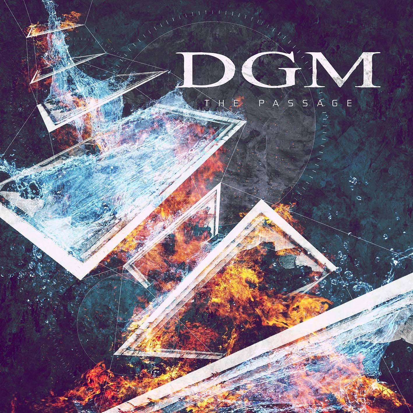 Dgm - The Passage - Album Cover