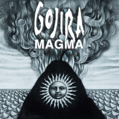 Gojira - Magma - Album Cover