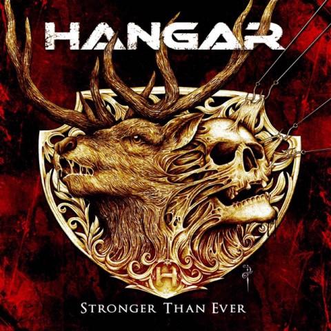 Hangar - Stronger Than Ever - Album Cover