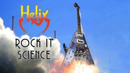 Helix - Rock It Science - Album Cover