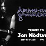 Jon Nödtveidt | 28 giugno 1975 – 13 agosto 2006