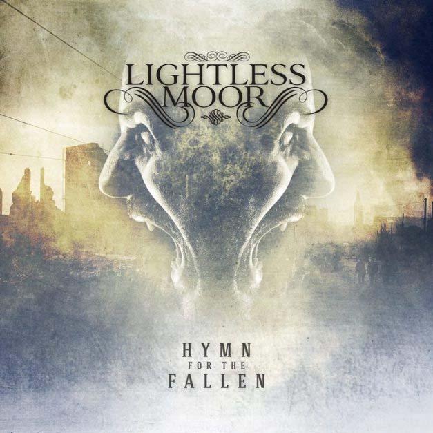 Lightless Moor - Hymn for the Fallen - Album Cover