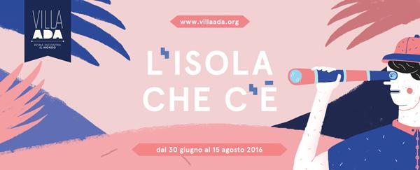 L'isola Che C'E' - Villa Ada 2016