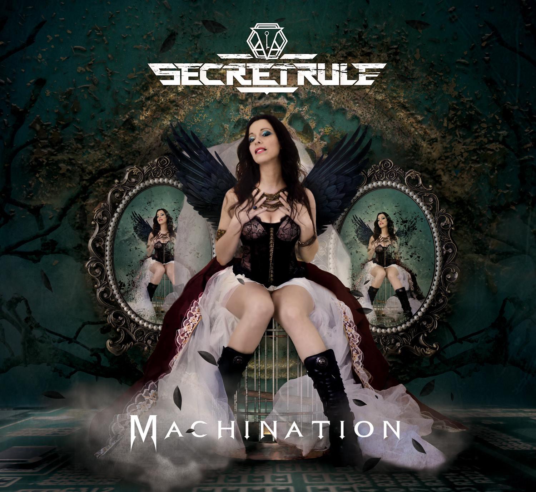 Secret Rule - Machination - Album Cover