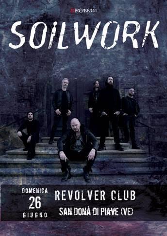 Soilwork - Revolver Club 2016 - Promo