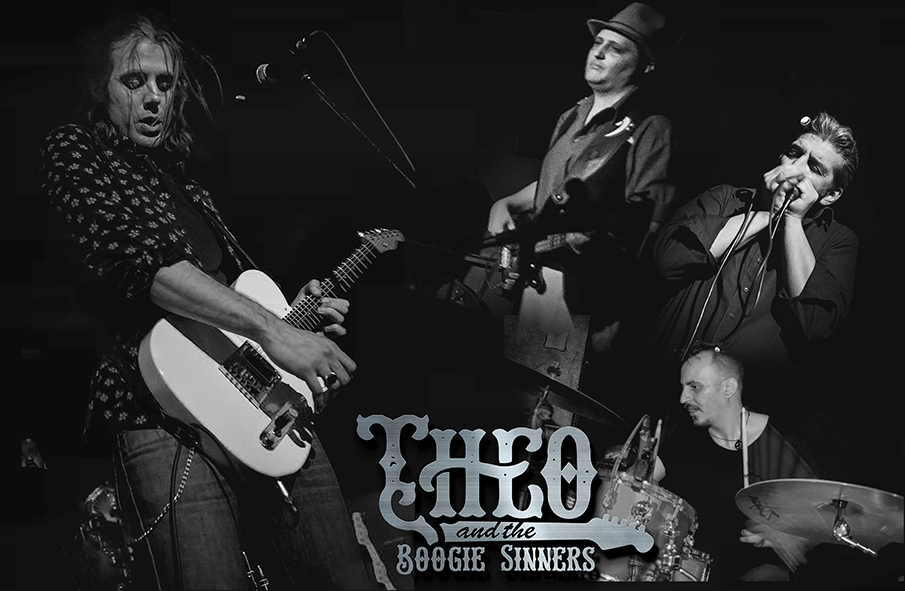 Theo & The Boogie Sinners