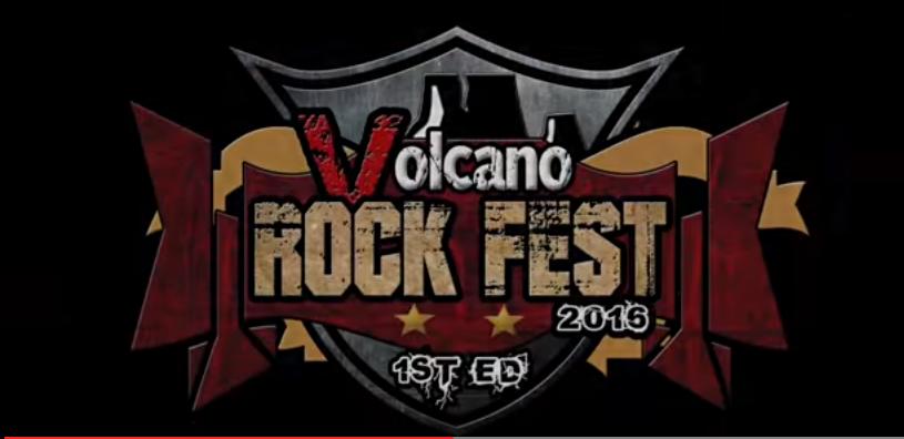 Volcano Rock Fest 2016