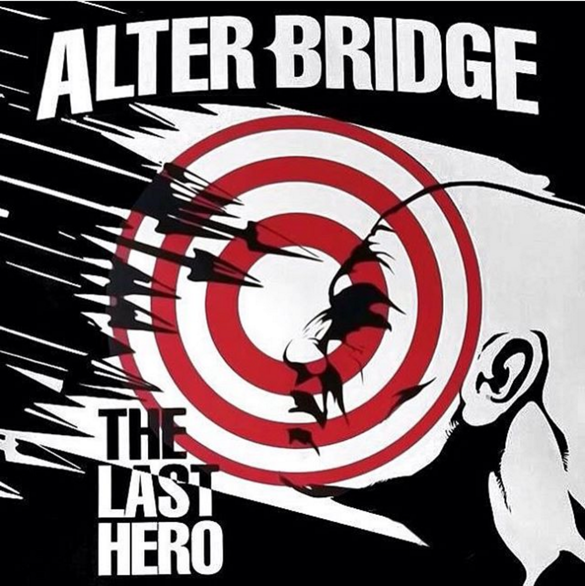 Alter Bridge - The Last Hero - Album Cover