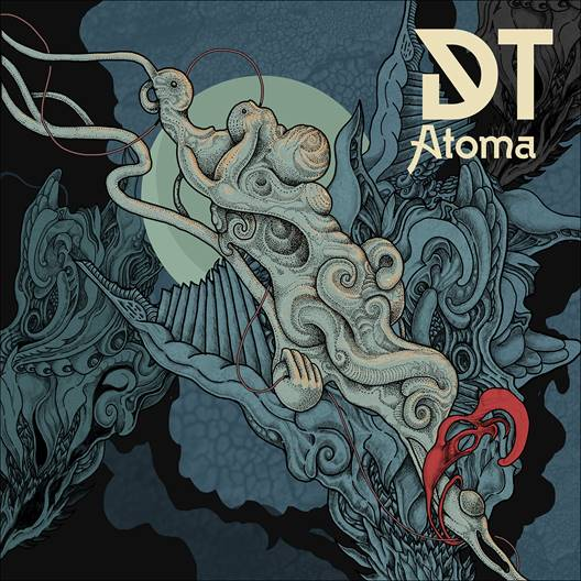 Dark Tranquillity - Atoma - Album Cover