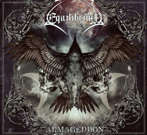 Equilibrium - Armageddon - Album Cover