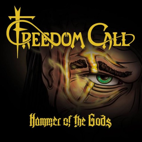 Freedom Call - Hammer Of The Gods - Single Cover