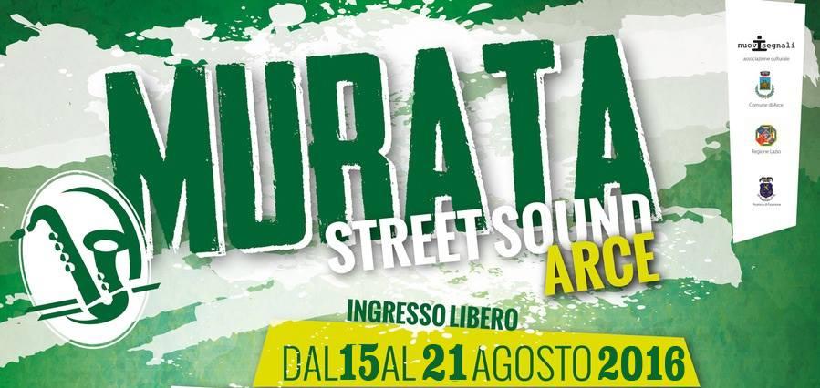 Murata Street Sound Festival 2016 - Promo