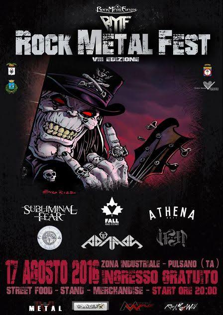 Rock Metal Fest 2016 - Taranto