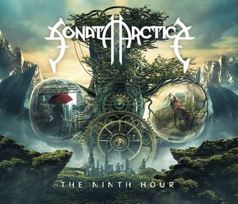 Sonata Arctica The Ninth Hour - Album Cover