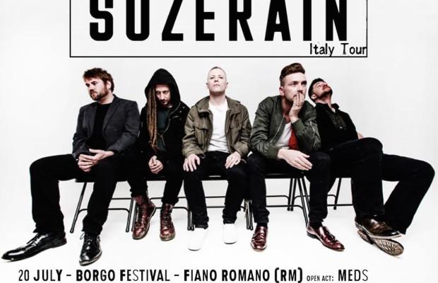 Suzerain - Borgo Festival 2016 - Promo