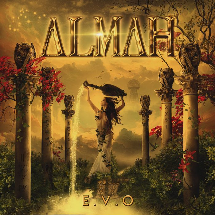 Almah - Evo - Album Cover