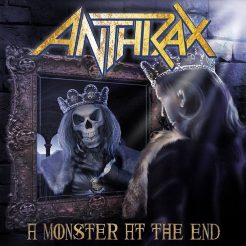 A Monster At The End - Single Cover