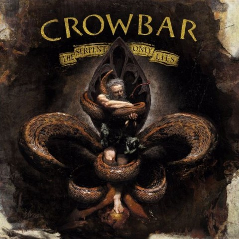 Crowbar - The Serpent Only Lies - Album Cover