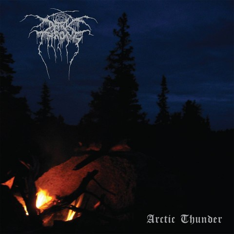 Darkthrone - Arctic Thunder - Album Cover