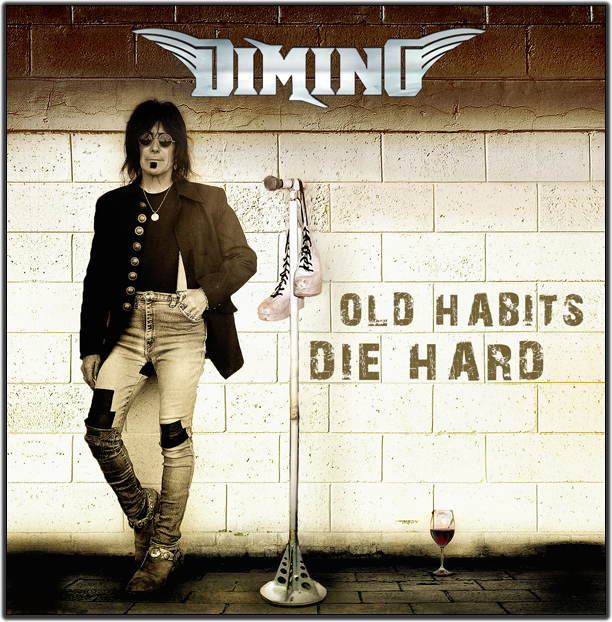 Dimino - Old Habits - Die Hard - Album Cover