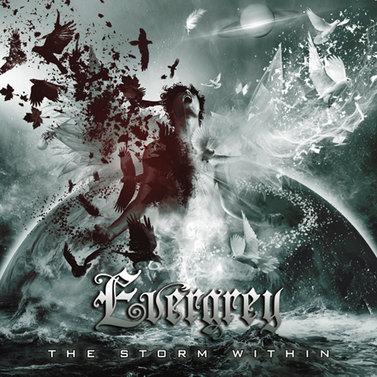 Evergrey - The Storm Within - Album Cover