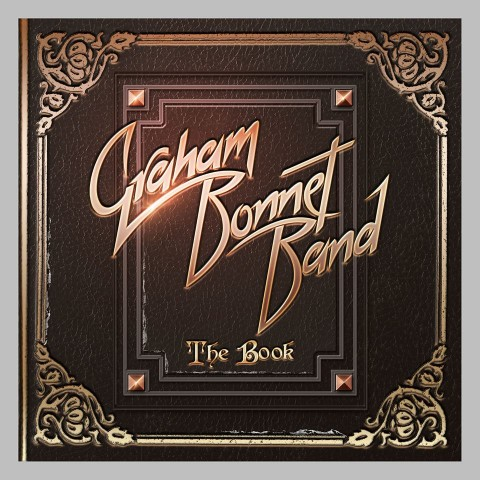 Graham Bonnet Band -The Book - Album Cover