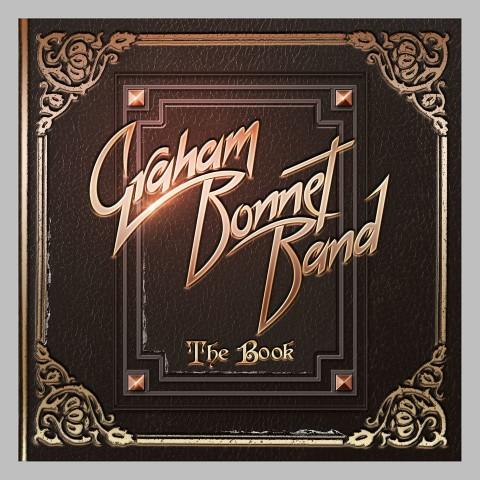 Graham Bonnet Band -The Book - Album Cover