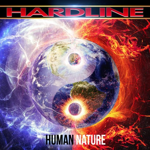 Hardline - Human Nature - Album Cover